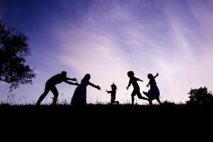 Søskende - stærke familiebånd