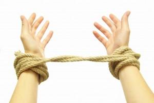 At føle sig låst i forsøget på at komme videre efter skilsmisse