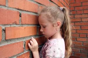 Mit barn lyver og hun vil ikke indrømme