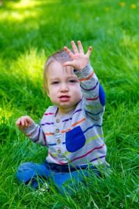 Respkekter dit barns grænser - så respekterer det dine.