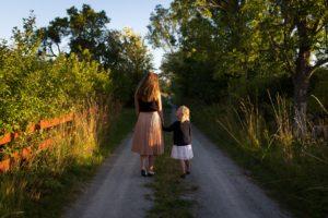 Hvad svarer du, når dit barn spørger er du ked af det mor