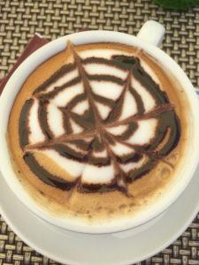 Ferie = kaffe
