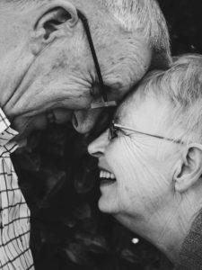 Kontakten er den vigtigste faktor for en sundt parforhold