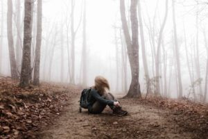 Det er ensomt og tungt, hvis ingen tør sprøgs Hvordan har du det?