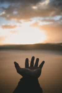 Ræk dig selv en hånd , når du er skuffet