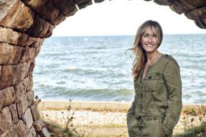 Marie Brixtofte har skrevet en bog om at vokse op som barn af en alkoholiker