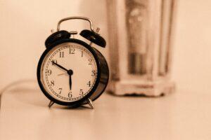hjemmearbejde og hjemmeskole - brug de tidlige morgentimer