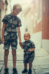 Kan der være for stor aldersforskel på søskende?