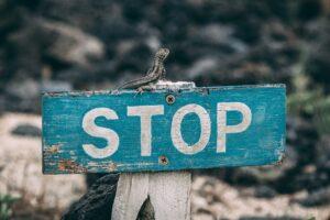 Få konflikterne til at stoppe