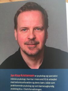 Jan Kaa Kristensen har skrevet Bliv skilt uden at gå i stykker