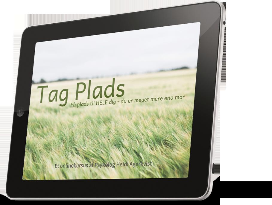 Tag Plads onlinekursus